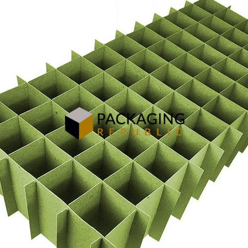 9 Section Origami Box Divider Instructions - Paper Kawaii | 500x500