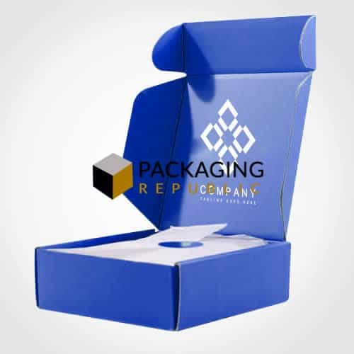 double wall tuck top packaging boxes printing