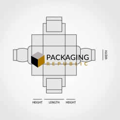 DOUBLE WALL TRAY PACKAGING BOXES2
