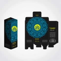 Cannabis Lotion Packaging